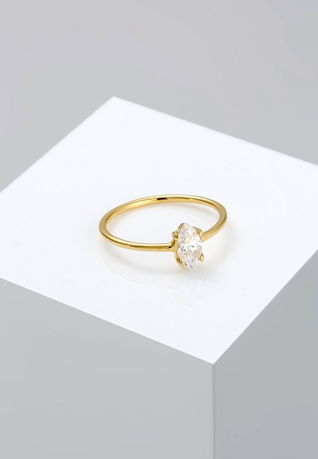 MARQUISE - Pierścionek - gold-coloured