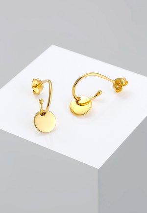 GeoTrend - Kolczyki - gold-coloured