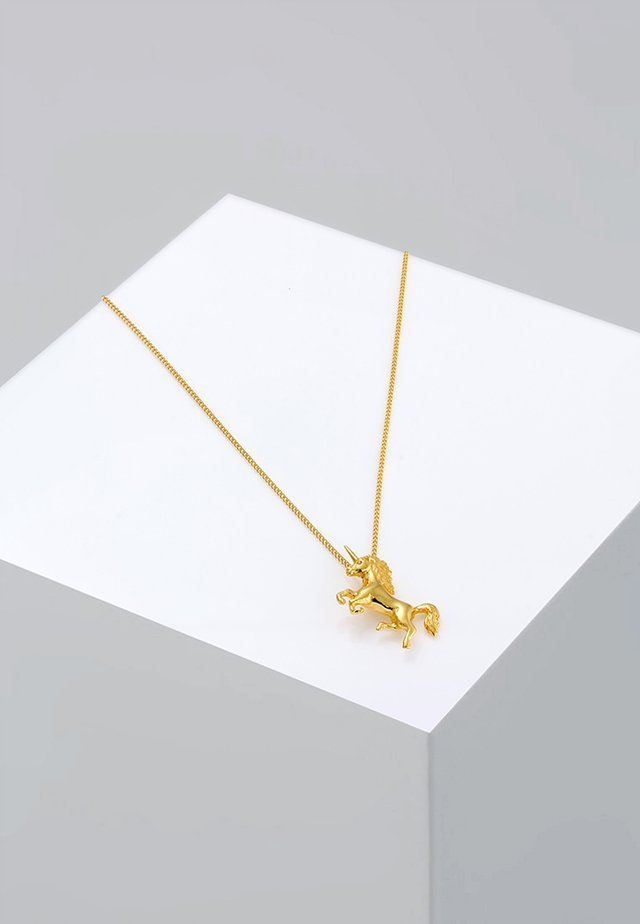 EINHORN - Ketting - gold-coloured