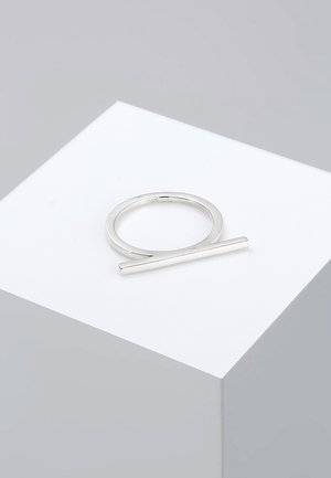 MINIMAL - Ringe - silver- coloured