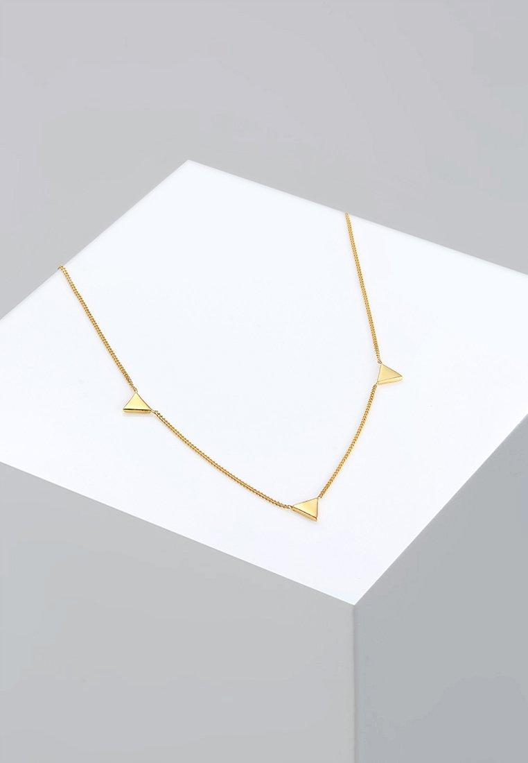 Elli - DREIECK - Ketting - gold-coloured