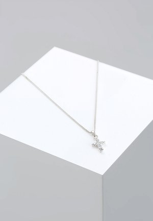RELIGION CHOKER - Halskette - silver-coloured