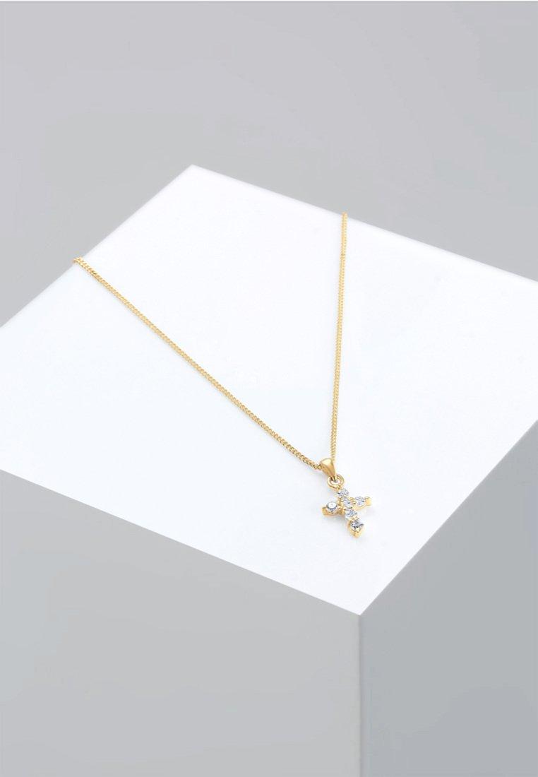 Elli - RELIGION CHOKER - Collier - gold