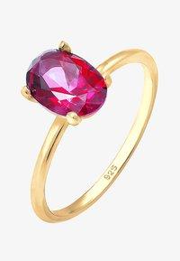 Elli - GEMSTONES  - Ring - gold-coloured - 2
