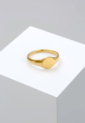 SIEGELRING ROYAL MATT - Ring - gold-coloured