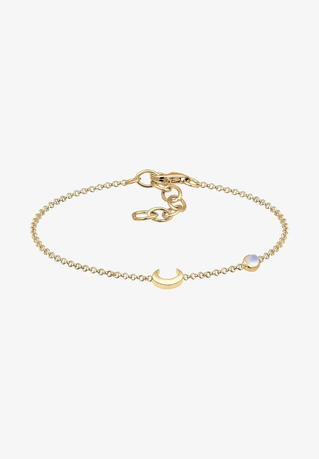 HALBMOND  - Bracelet - gold-coloured