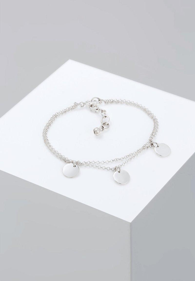 Elli - PLÄTTCHEN - Armband - silver-coloured