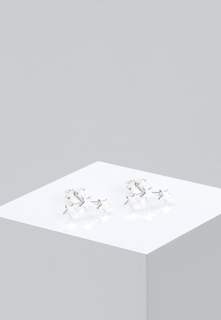 Astro StarBoucles Trend Elli D'oreilles Silver coloured 3RjL54Aq