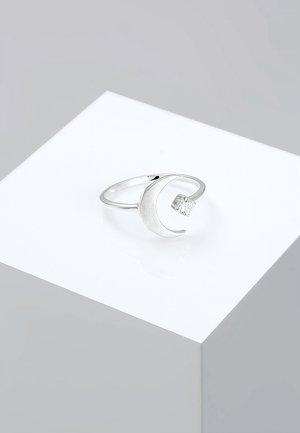 HALBMOND ASTRO  - Ring - silver-coloured