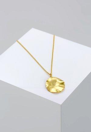 ORGANIC GEO TREND BLOGGER MAIRA - Collana - gold-coloured