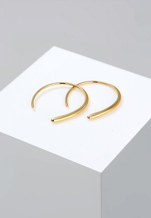 CREOLE GEO BASIC TREND BLOGGER LAURA - Orecchini - gold-coloured