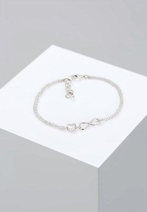 INFINITY  - Bracelet - silver-coloured