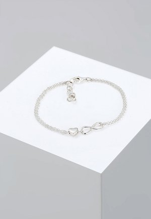 INFINITY  - Armband - silver-coloured