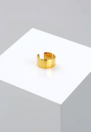 BASIC SINGLE - Earrings - gold-coloured