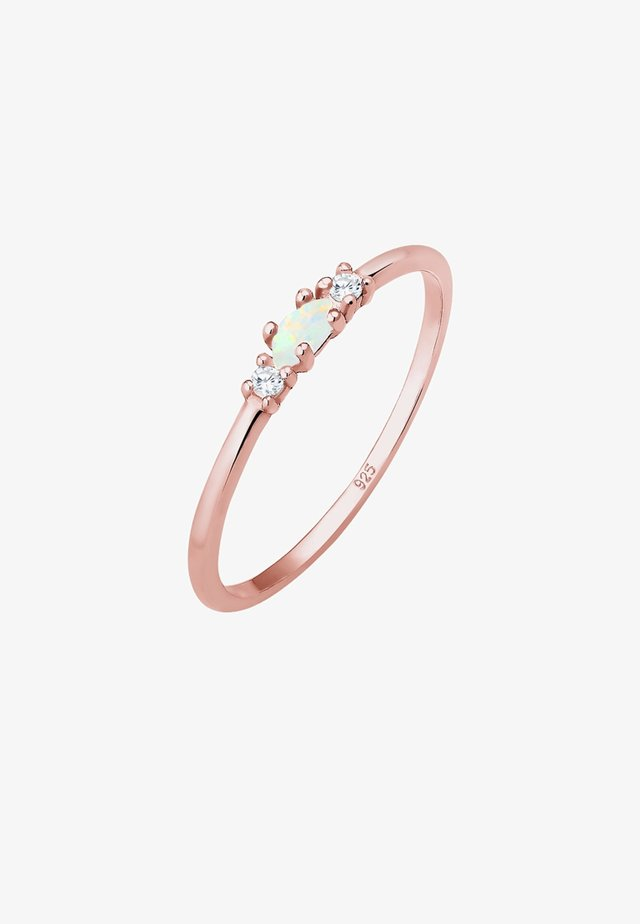 GEO VINTAGE MARQUISE  - Ring - roségold-coloured