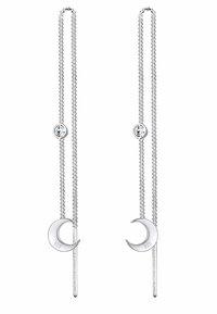 Elli - HALBMOND  - Orecchini - silver-coloured - 3