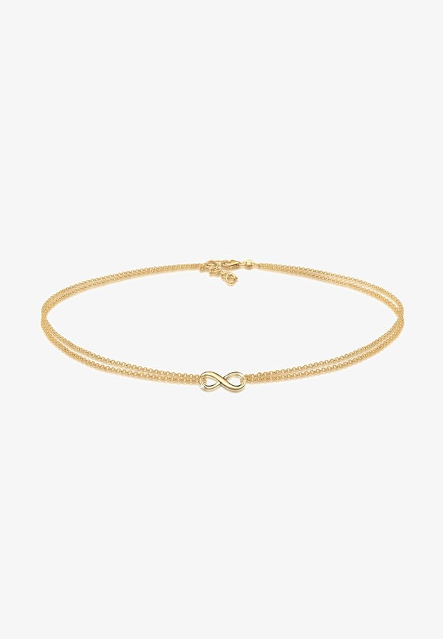 INFINITY - Halsband - gold-coloured