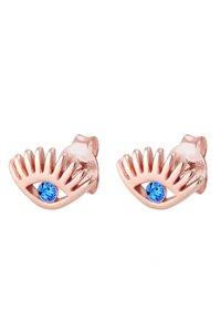 Elli - EVIL EYE - Boucles d'oreilles - rose gold-coloured - 4