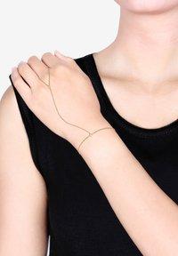 Elli - HANDCHAIN BASIC  - Bracelet - gold-coloured - 1