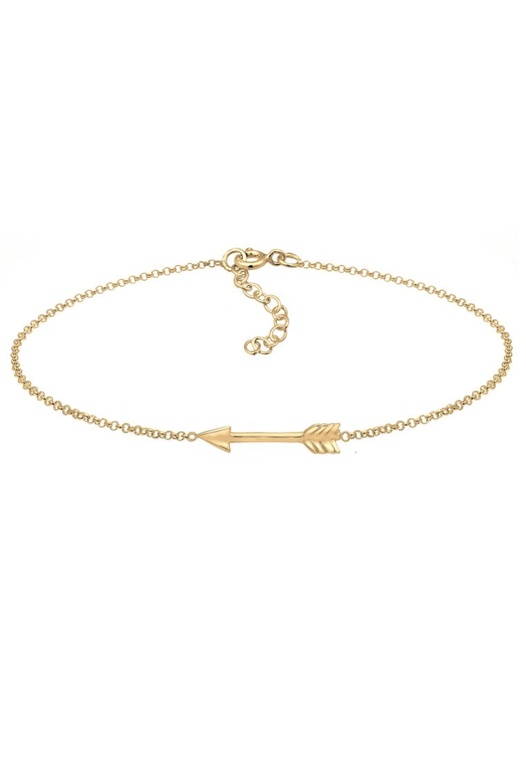 Elli PFEIL BOHO - Armband - gold-coloured