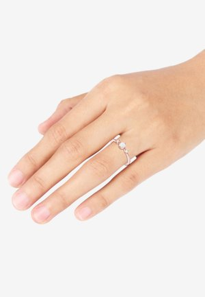 GEO TRIO TREND - Ring - rose gold