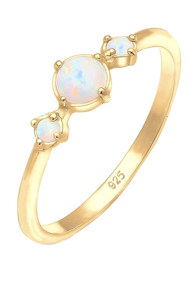 GEO TRIO TREND - Ringar - gold