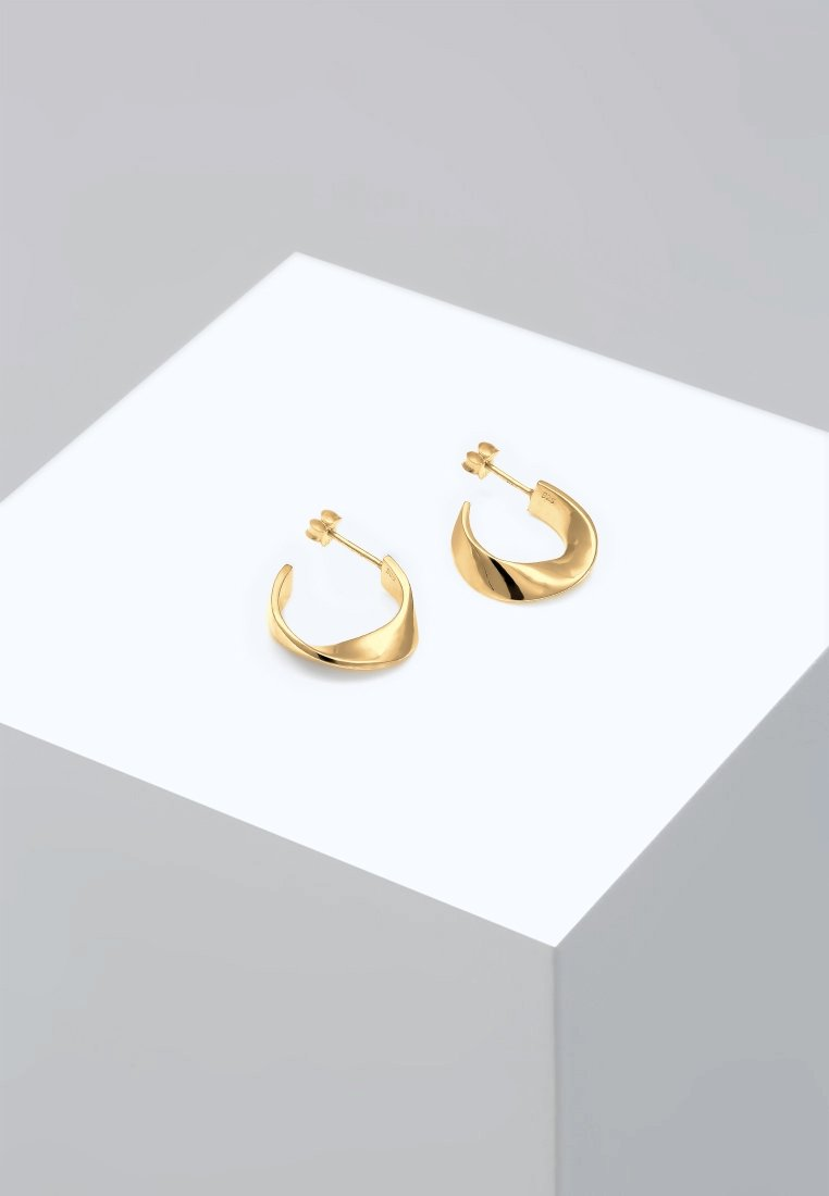 Elli - Earrings - gold coloured