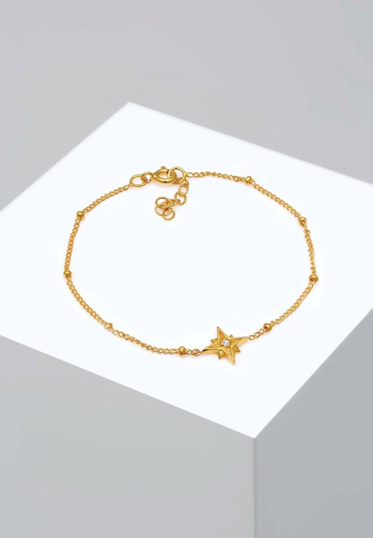 Stern Elli Astro Gold coloured KugelnBracelet rBdeCox