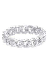 Elli - BANDRING TWISTED - Ringe - silver coloured - 3