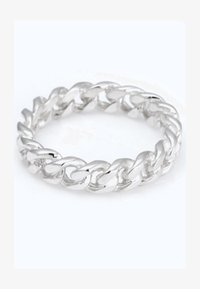Elli - BANDRING TWISTED - Ringe - silver coloured - 2