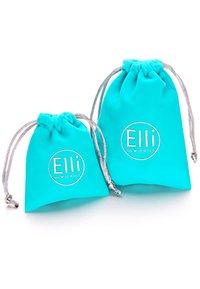 Elli - BANDRING TWISTED - Ringe - silver coloured - 5