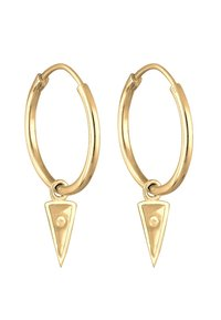 Elli - DREIECK GEO  - Boucles d'oreilles - gold coloured - 4