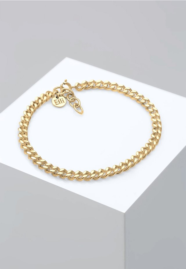 PANZERKETTE MASSIV BASIC BLOGGER TREND  - Armband - gold