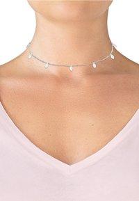 Elli - CHOKER  - Necklace - silver - 0