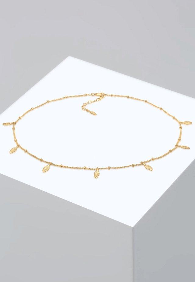 CHOKER  - Halsband - gold-coloured
