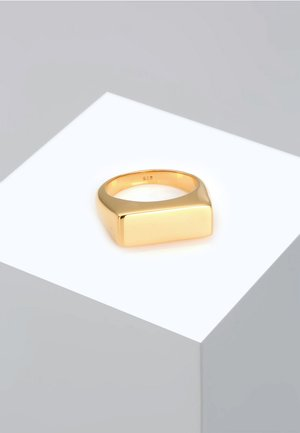 MATT GEO BASIC BLOGGER TREND - Ring - gold-coloured