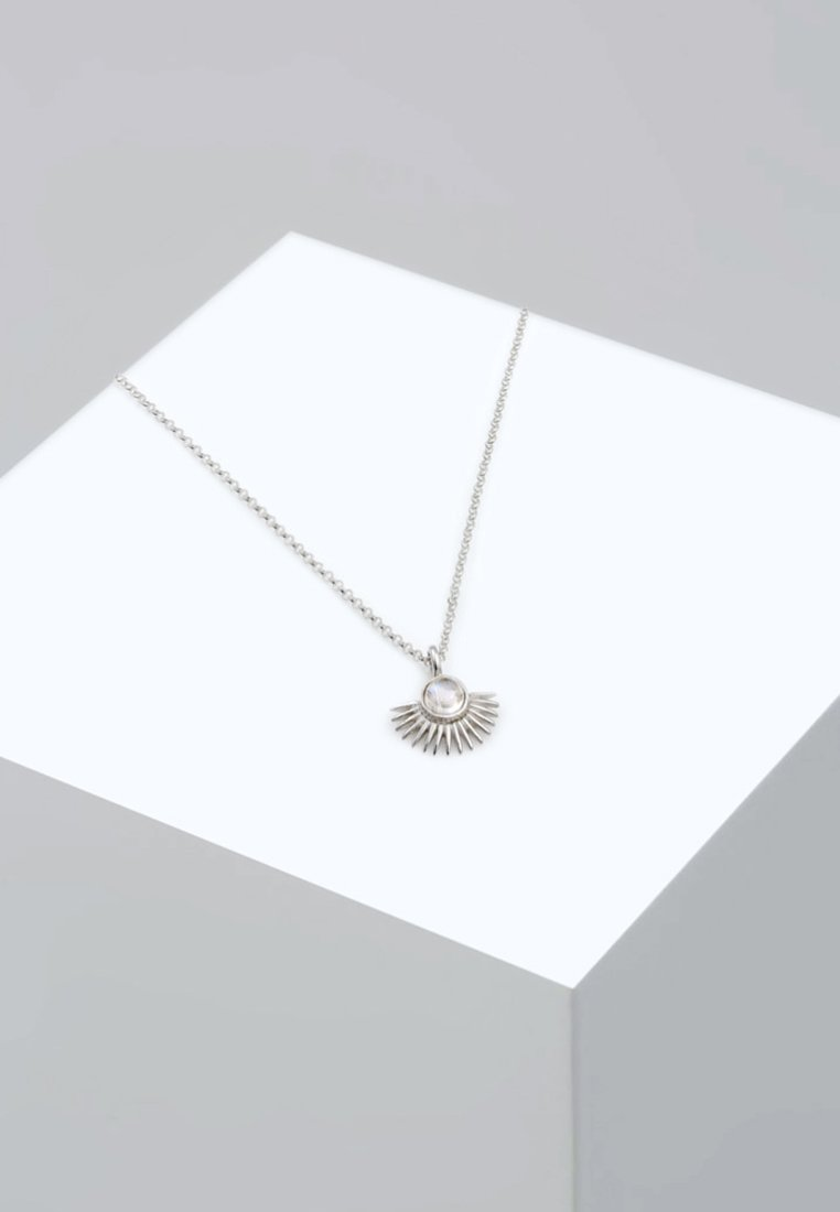 Elli - Necklace - silver