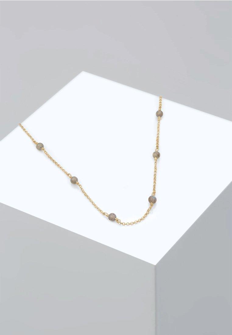 Elli - CHOKER ERBSKETTE - Collier - gold