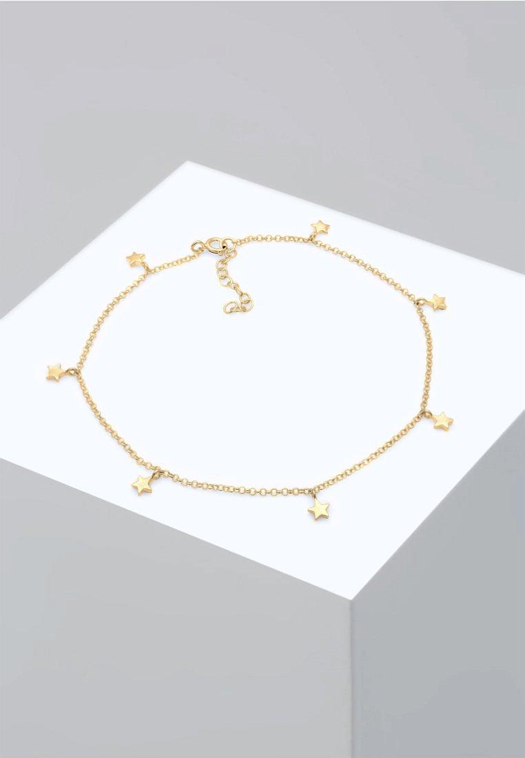 Elli - FUSSSCHMUCK STERNE ASTRO  - Armband - gold-coloured