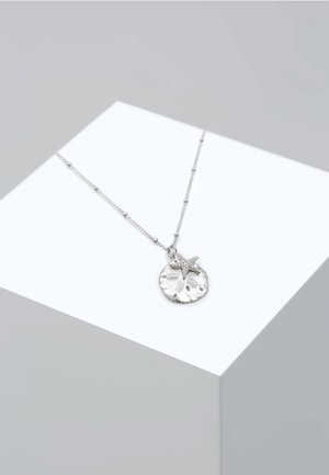 KUGELKETTE SEESTERN MEER MARITIM SOMMER - Collier - silver-coloured
