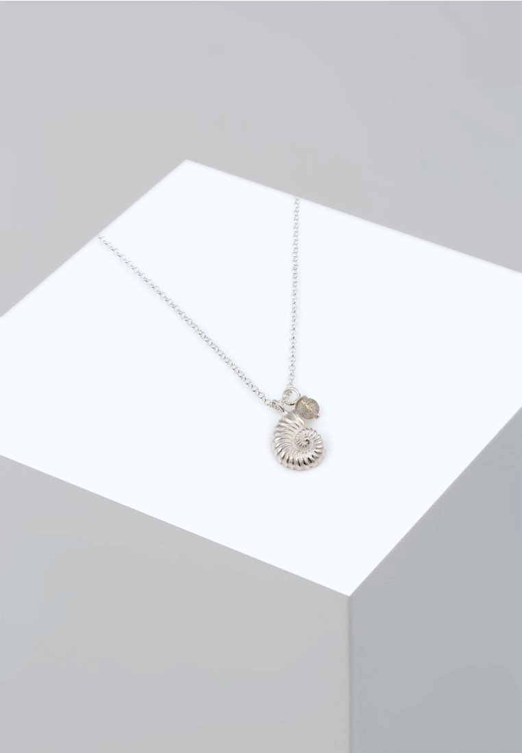 Elli - Ketting - silver-coloured
