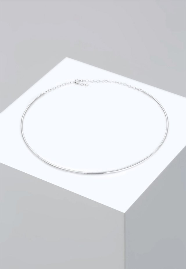 CHOKER - Collana - silver