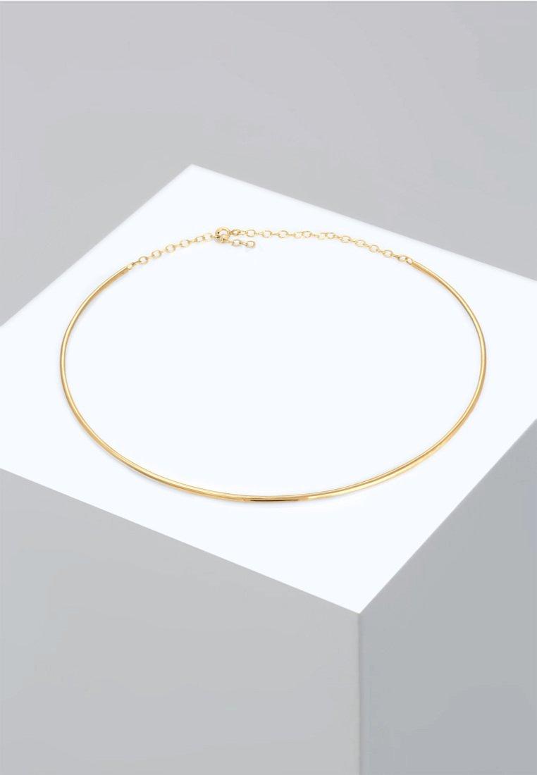 Elli - CHOKER - Necklace - gold-coloured