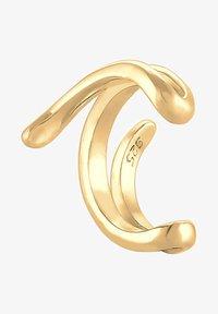 Elli - EARCUFF GEDREHT TREND - Earrings - gold-coloured - 3