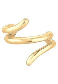 Elli - EARCUFF GEDREHT TREND - Earrings - gold-coloured - 4