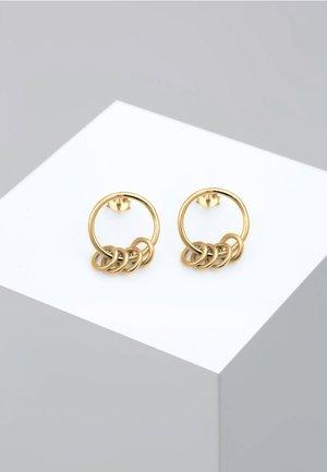 GEO  - Boucles d'oreilles - gold