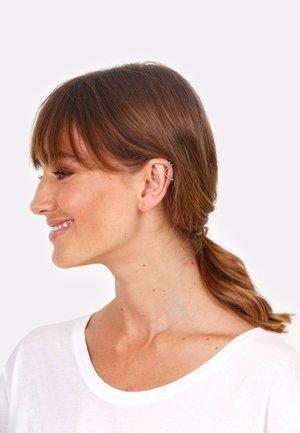 SET - Earrings - roségold-coloured