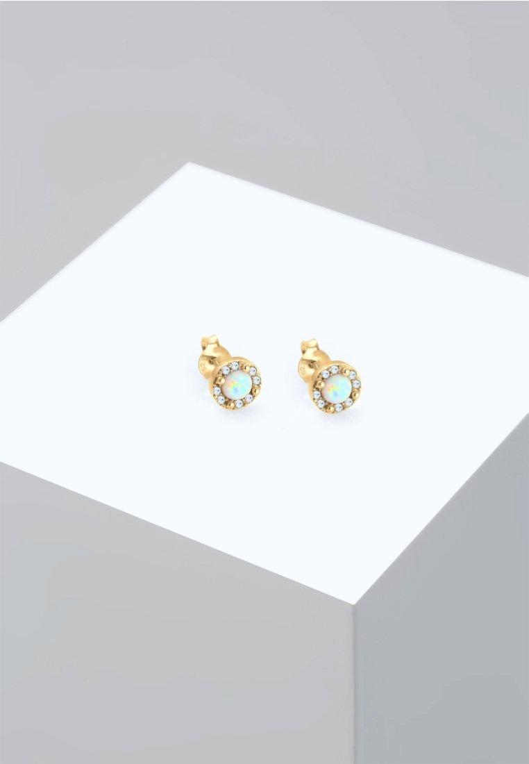 Elli - Boucles d'oreilles - gold-coloured
