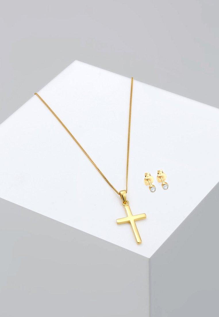 Elli - 2 PACK - Oorbellen - gold coloured