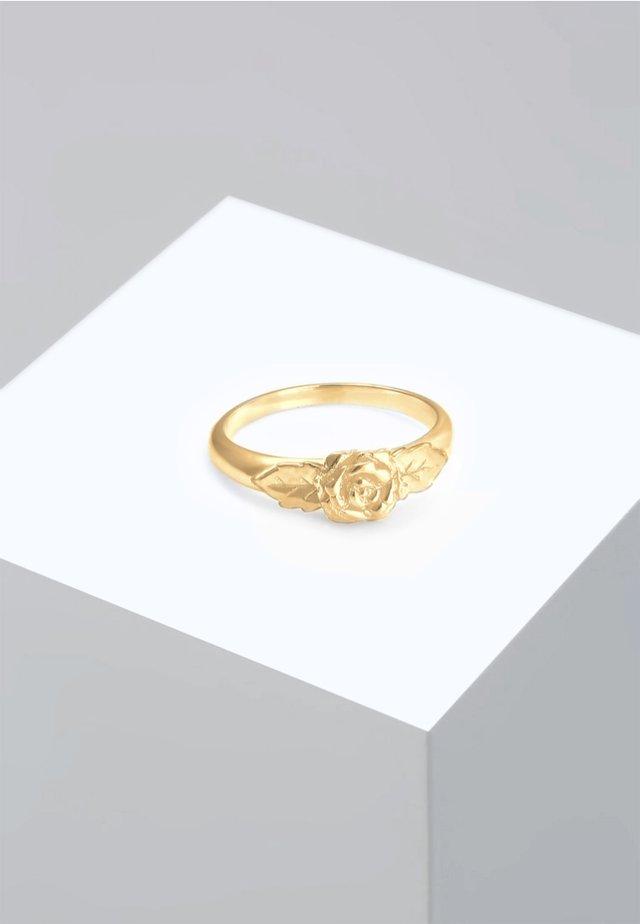VINTAGE LOOK - Bague - gold-coloured